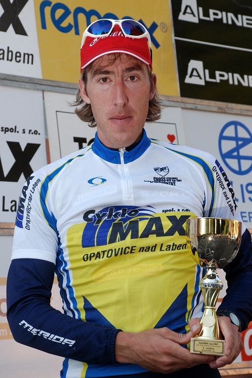 ČP XC no.5 2007 - Jablonec - Milan Spěšný vítězem ČP