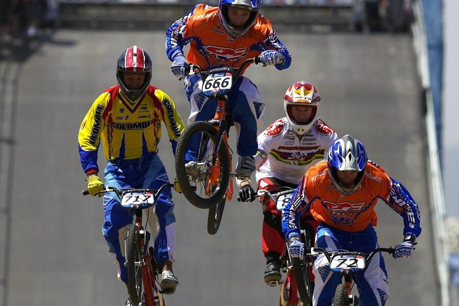 SP UCI BMX Supercross, 20.-21.8. 2007 Peking/��na