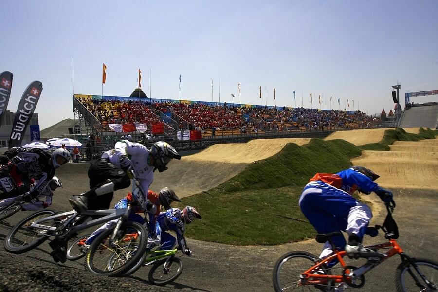 SP UCI BMX Supercross, 20.-21.8. 2007 Peking/Čína