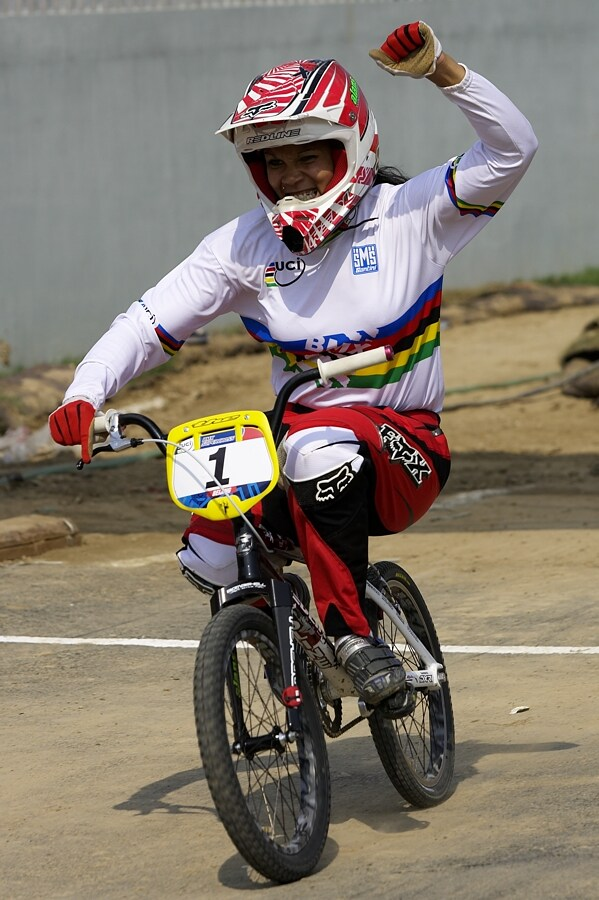 SP UCI BMX Supercross, 20.-21.8. 2007 Peking/Čína - Yeap!