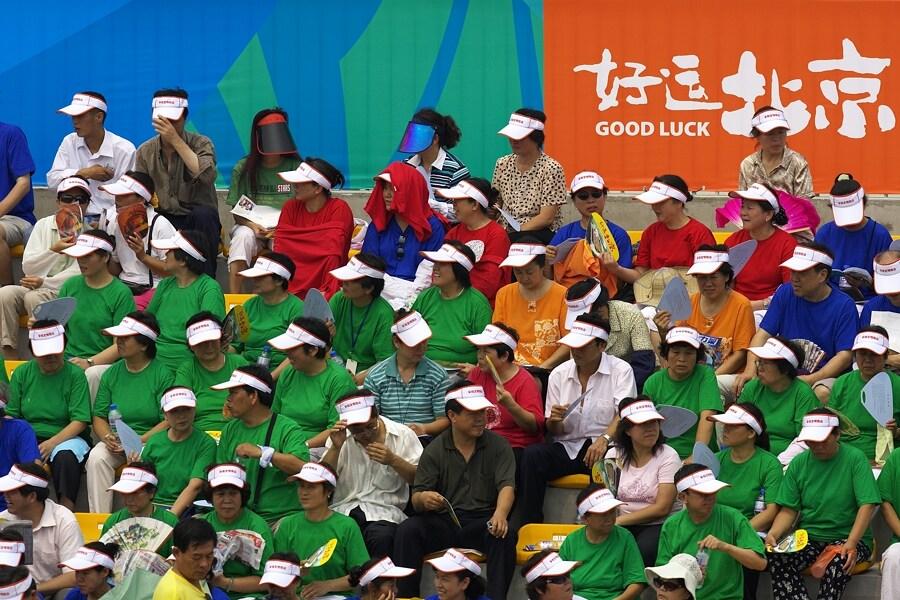 SP UCI BMX Supercross, 20.-21.8. 2007 Peking/Čína - vy, vy, vy, vy, a ještě vy půjdete odpoledne fandit!