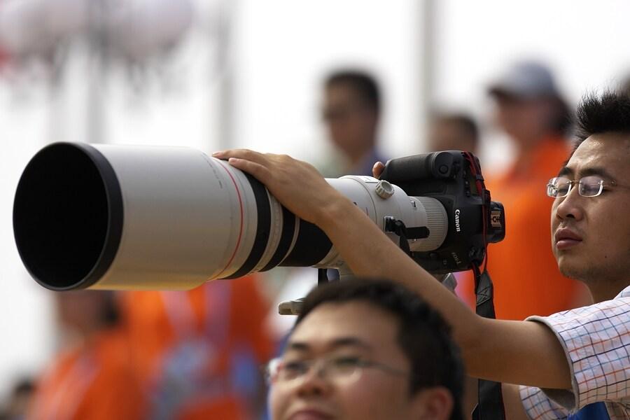SP UCI BMX Supercross, 20.-21.8. 2007 Peking/��na - Japonci p�edv�d�li top Canon z�le�itosti