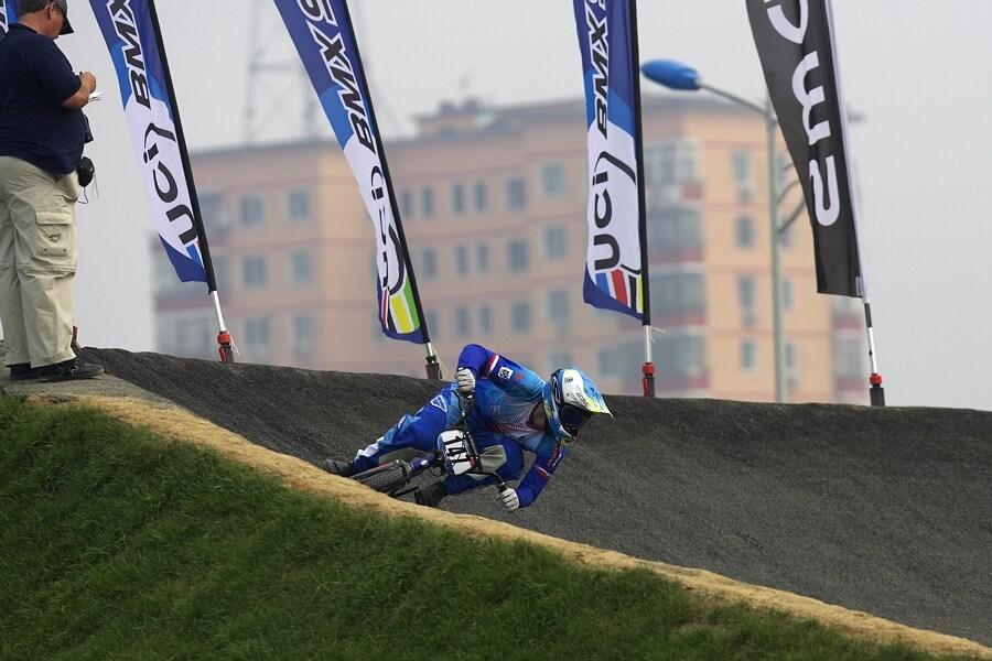 SP UCI BMX Supercross, 20.-21.8. 2007 Peking/��na - Michal Prokop