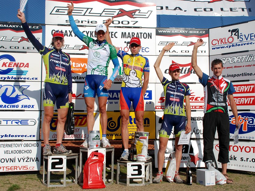 ČP XCM no 5 2007 - nejlepší muži