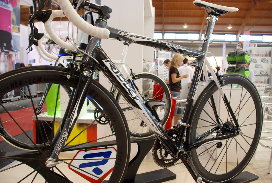 Ridley 2008 - Eurobike 2007 galerie
