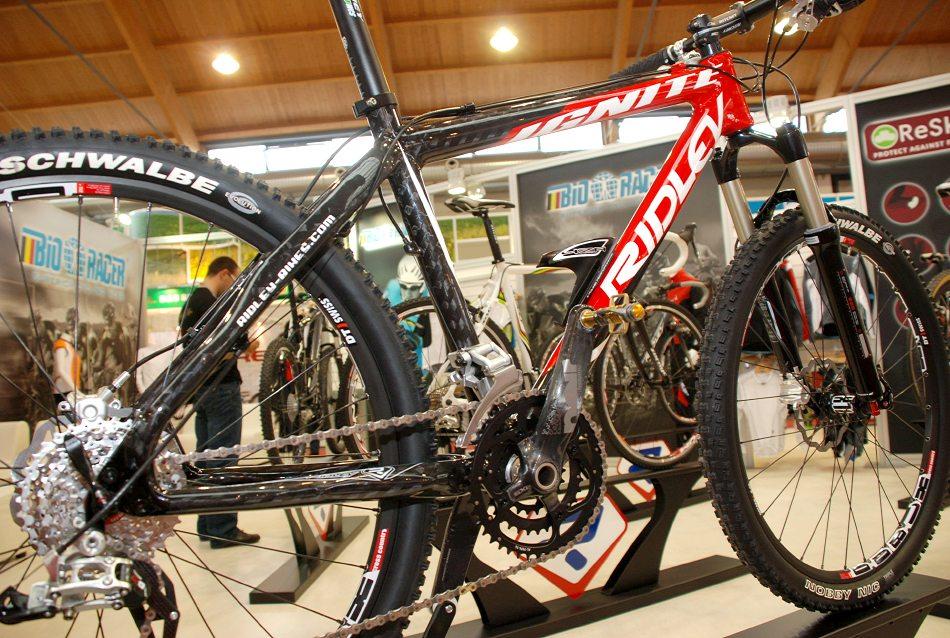 Ridley 2008 - Eurobike 2007 galerie