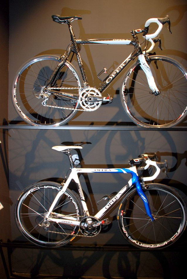 Pinarello 2008 - Eurobike 2007 galerie