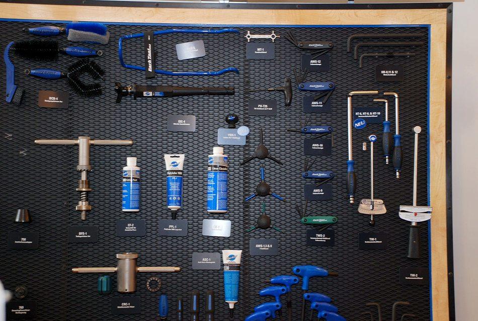 Park Tool 2008 - Eurobike 2007 galerie