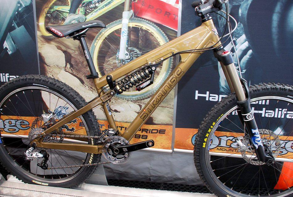 Orange 2008 - Eurobike 2007 galerie