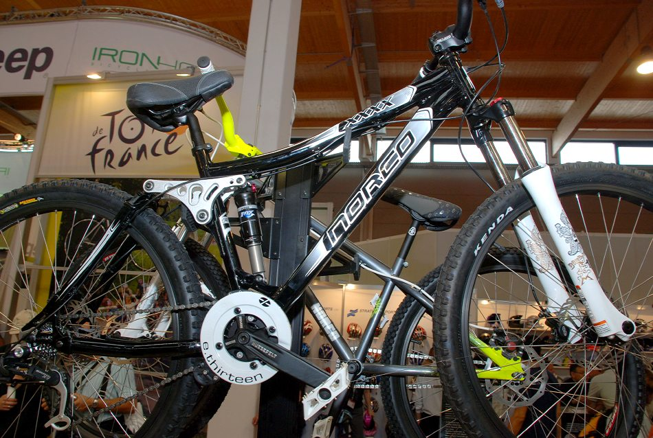 Norco 2008 - Eurobike 2007 galerie