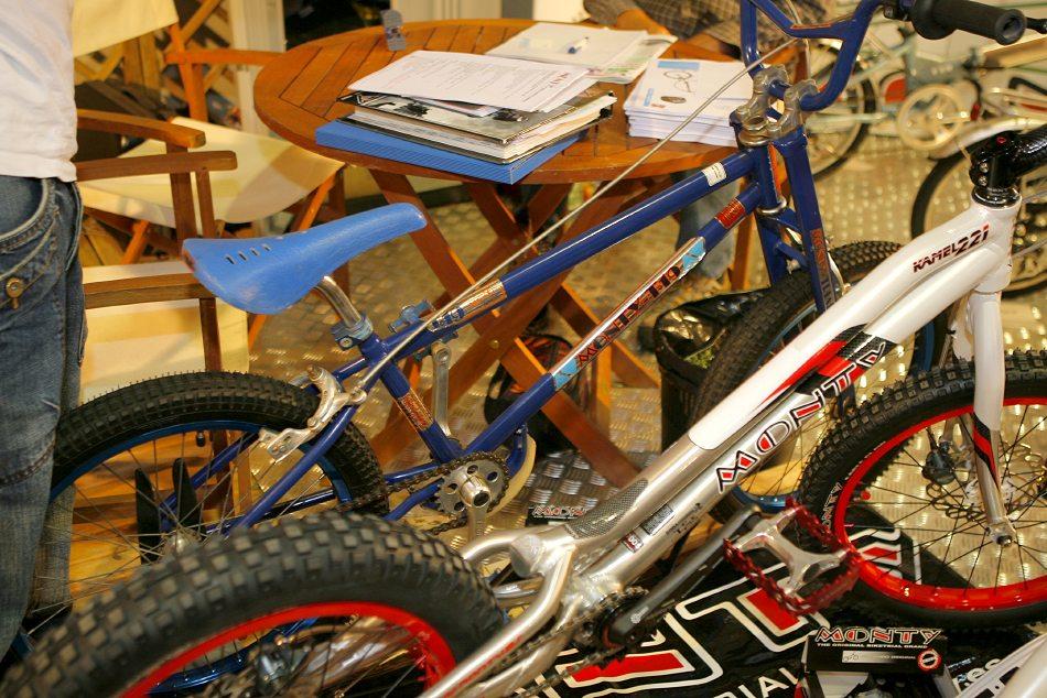 Monty 2008 - Eurobike 2007 galerie