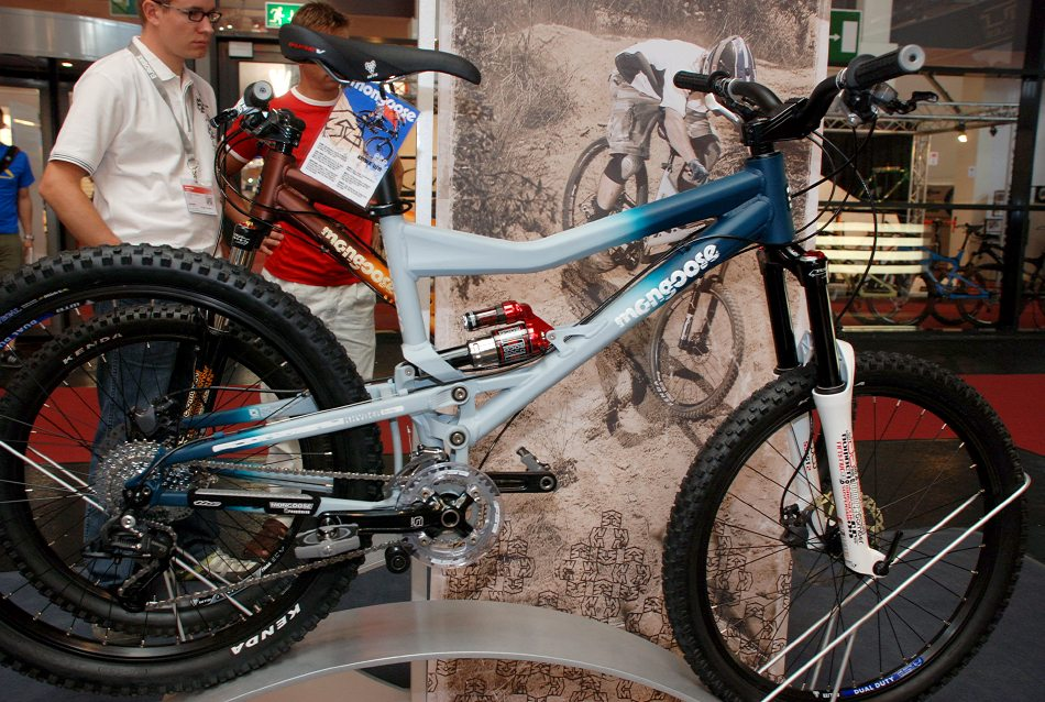 Mongoose 2008 - Eurobike 2007 galerie