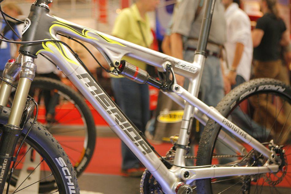 Merida 2008 - Eurobike 2007 galerie