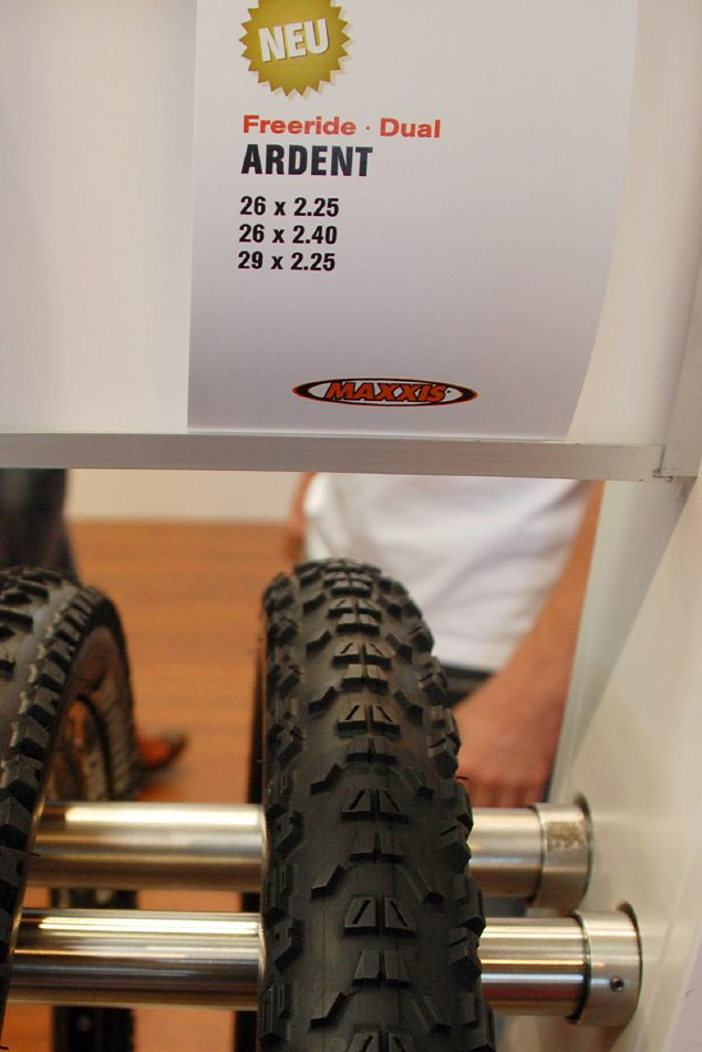 Maxxis 2008 - Eurobike 2007 galerie