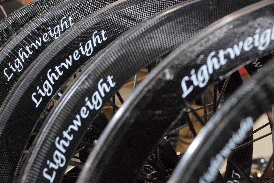 Lightweight 2008 - Eurobike 2007 galerie