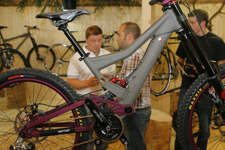 Kraft 2008 - Eurobike 2007 galerie