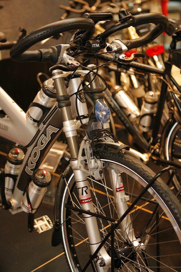Koga 2008 - Eurobike 2007 galerie