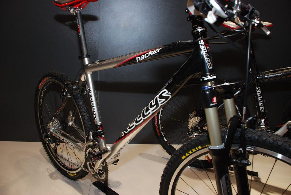 Kellys 2008 - Eurobike 2007 galerie