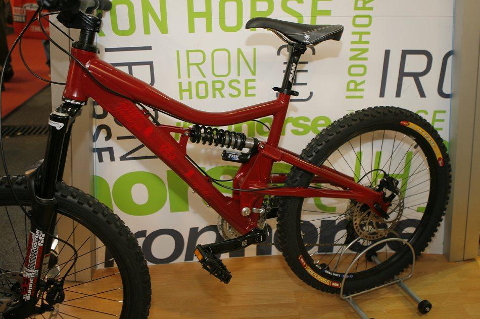 Iron Horse 2008 - Eurobike galerie 2007
