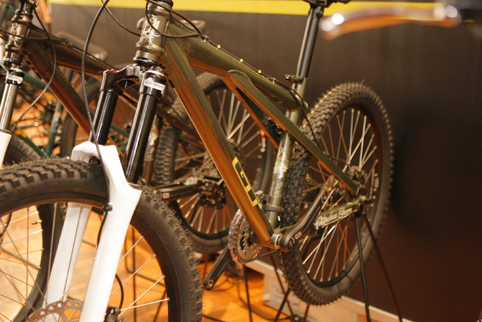 GT 2008 - Eurobike galerie 2007