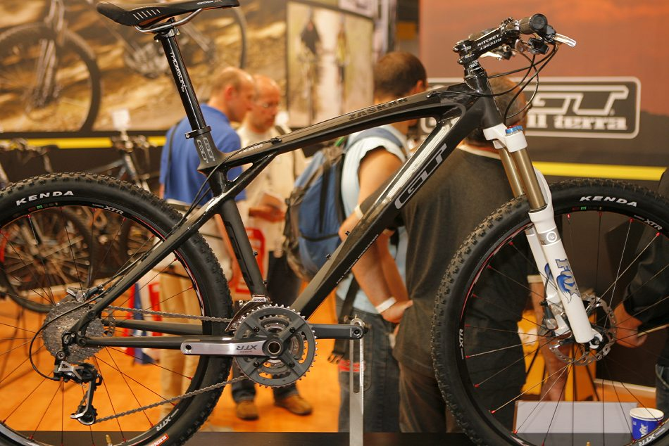 GT 2008 - Eurobike galerie 2007