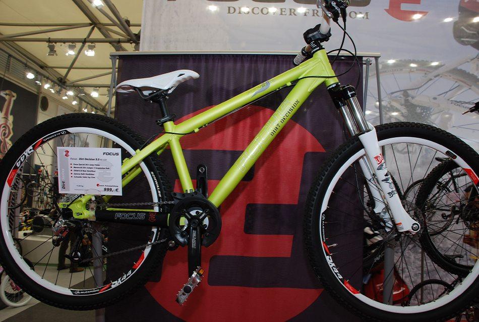 Focus 2008 - Eurobike galerie 2007