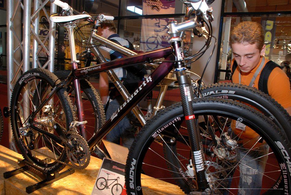 Ellsworth 2008 - Eurobike galerie 2007