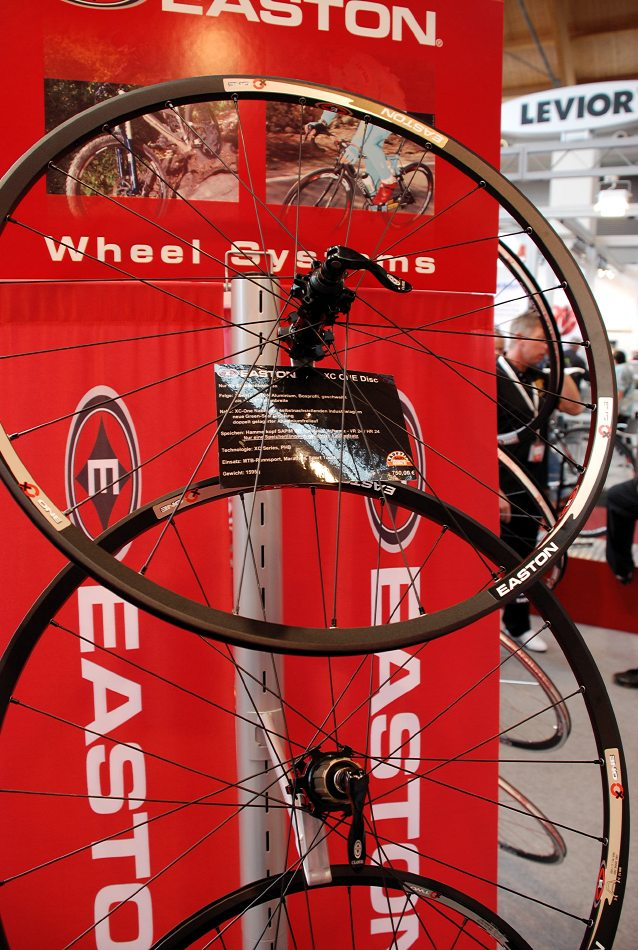 Easton 2008 - Eurobike galerie 2007
