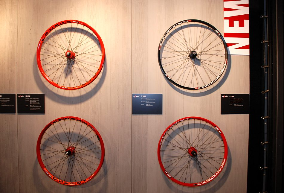 DT Swiss 2008 - Eurobike 2007 galerie