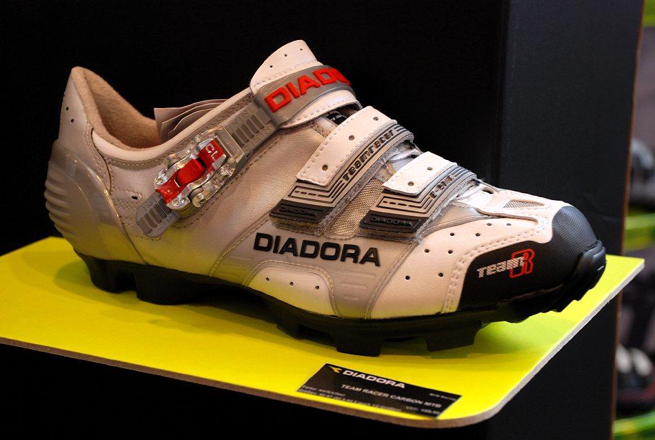 Diadora 2008 - Eurobike 2007 galerie