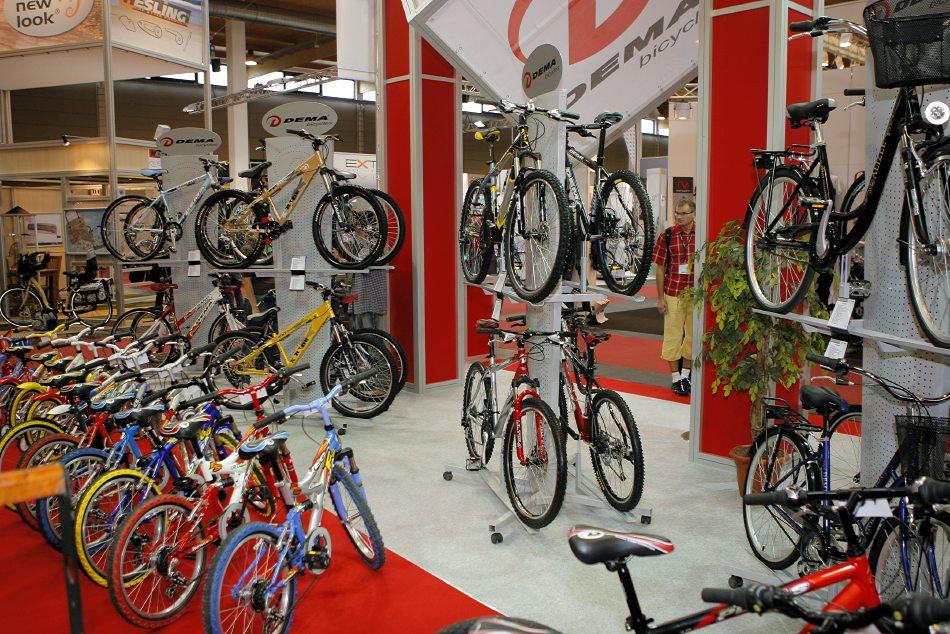 Dema 2008 - Eurobike 2007 galerie
