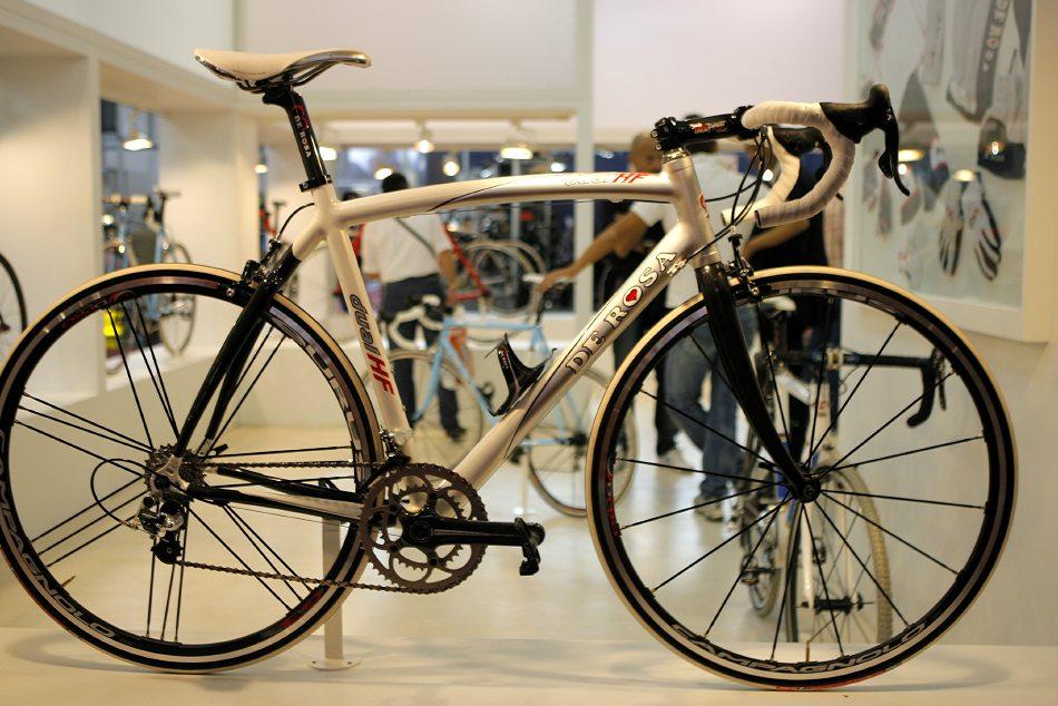 De Rosa 2008 - Eurobike 2007 galerie