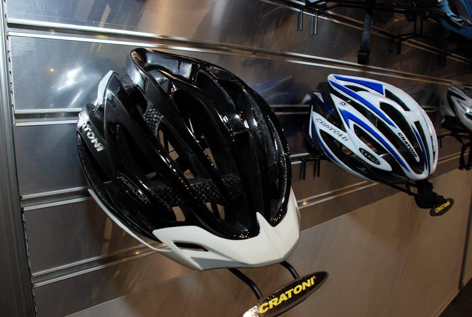 Cratoni 2008 - Eurobike 07 galerie