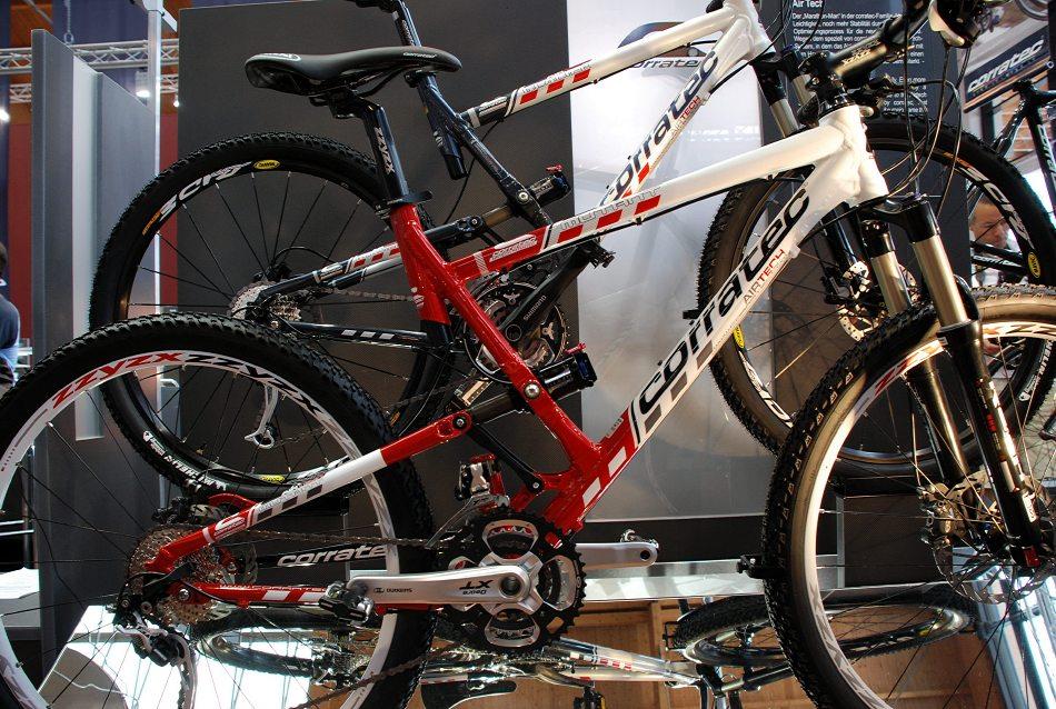 Corratec 2008 - Eurobike 07 galerie