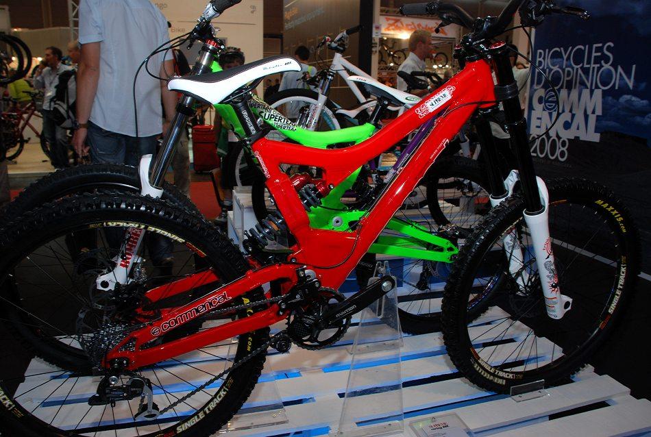 Commencal 2008 - Eurobike 07 galerie
