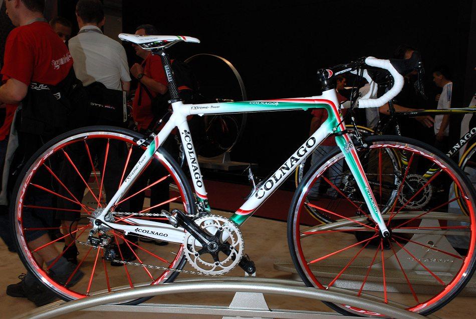 Colnago 2008 - Eurobike 07 galerie