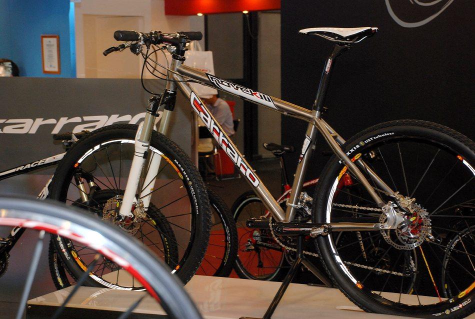 Carraro 2008 - Eurobike 07 galerie