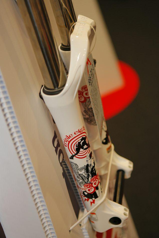 Marzocchi 2008 - Eurobike 2007 galerie