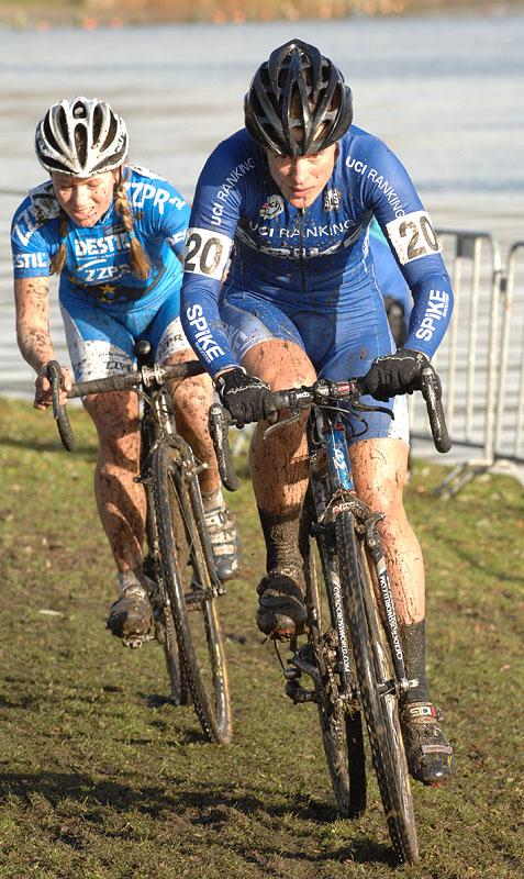 Světový pohár cyklokros - 3. závod - Pijnacker/HOL, foto: Frank Bodenmüller/MTBSector.com