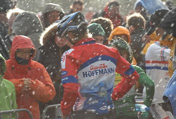 Světový pohár CX 2007 3. závod Pijnacker