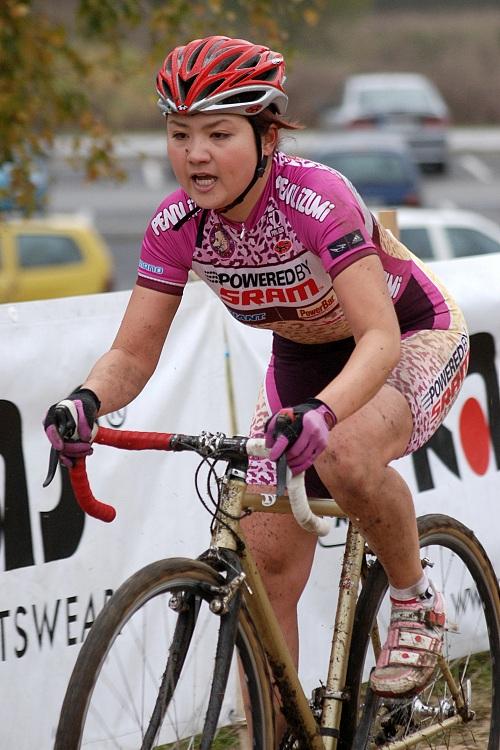 SP Cyklokros T�bor 2007 - Ayako Oyooka