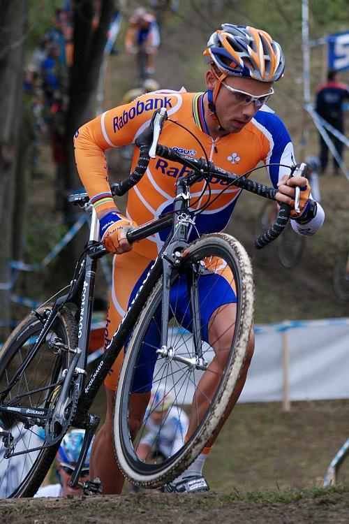 SP Cyklokros Tábor 2007 - Sven Nijs