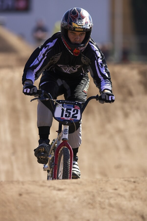 UCI BMX SuperX   13.-14.10. 2007 - Frejus, Francie - Petr M�hlhans