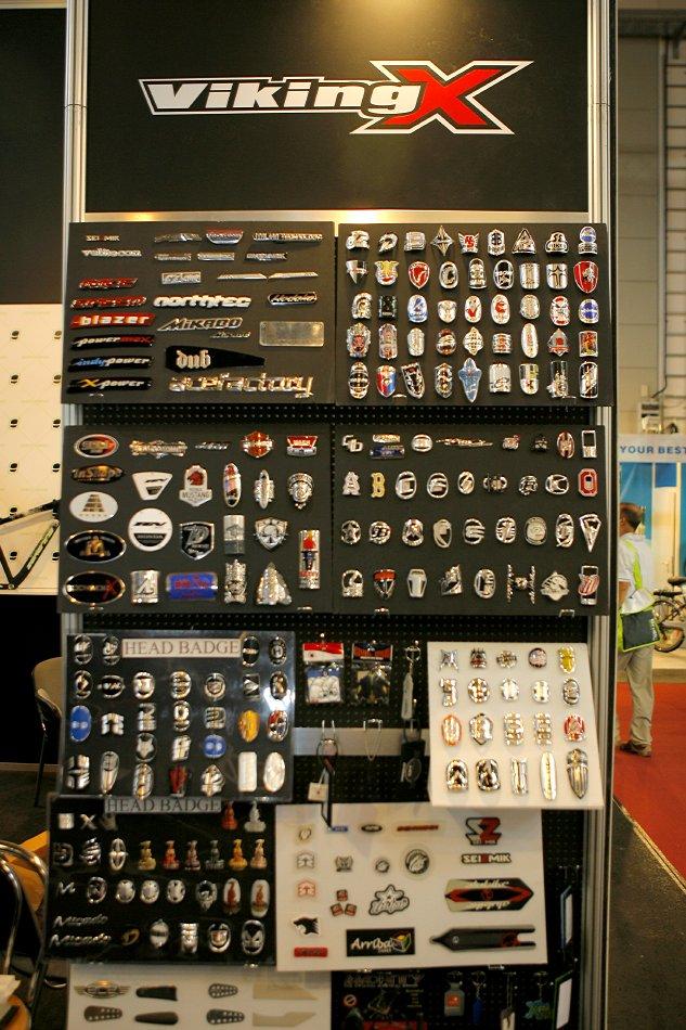 Pelmel 2008 - Eurobike galerie 2007