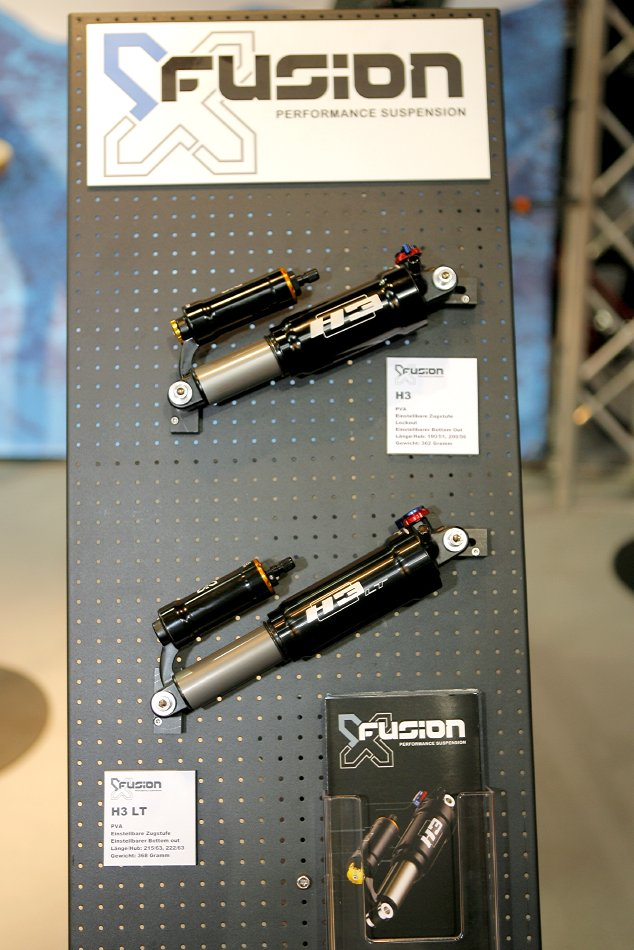 X-Fusion 2008 - Eurobike galerie 2007
