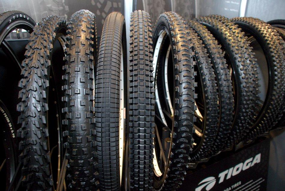 Tioga 2008 - Eurobike galerie 2007