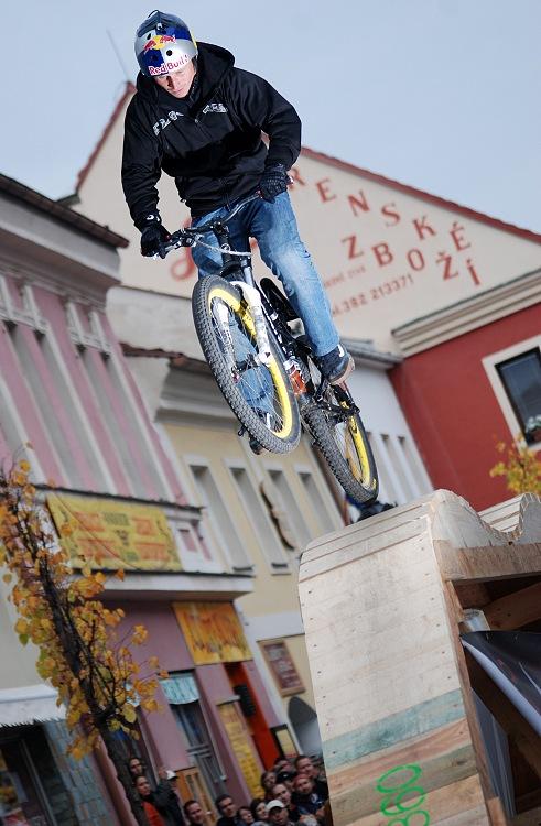 XBox 360 Slopestyle 2007 - Písek - Majkl Maroši