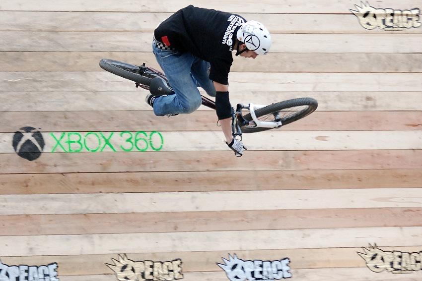 XBox 360 Slopestyle 2007 - P�sek