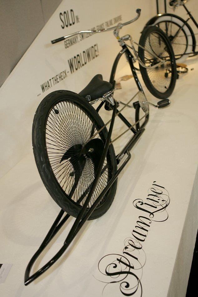 Stream Liner 2008 - Eurobike galerie 2007
