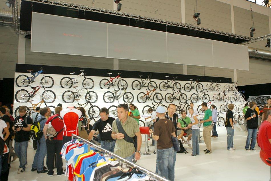 Specialized 2008 - Eurobike galerie 2007